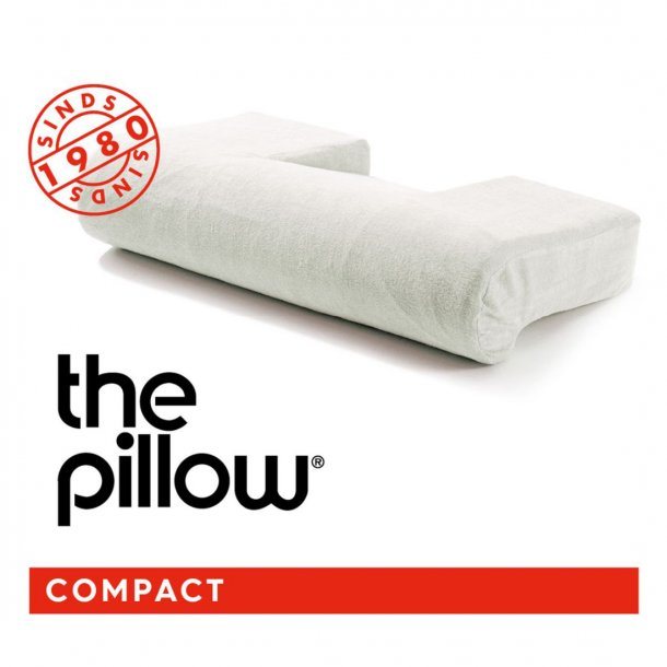 The Pillow ergonomisk hovedpude, compact