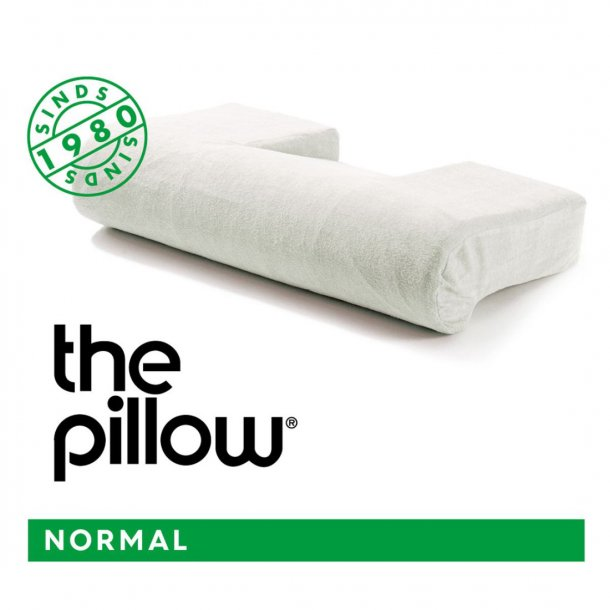 The Pillow ergonomisk hovedpude, normal